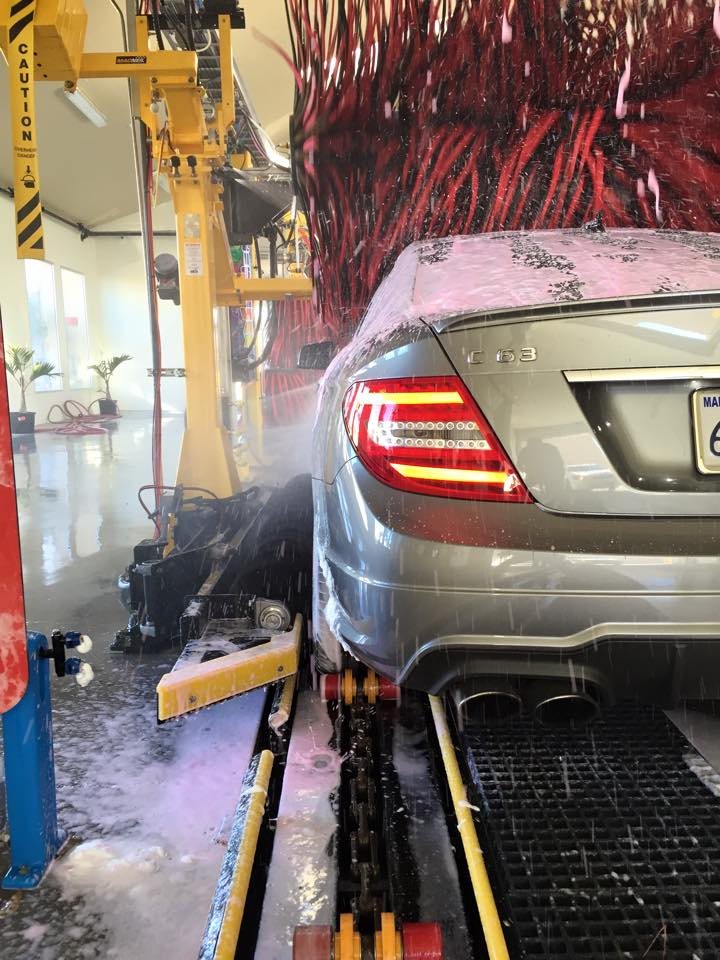 Home in n out express car wash car wash north hollywood ca gallery solutioingenieria Gallery